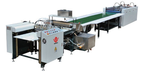 Semi Automatic Case Making Machine For Wine Box