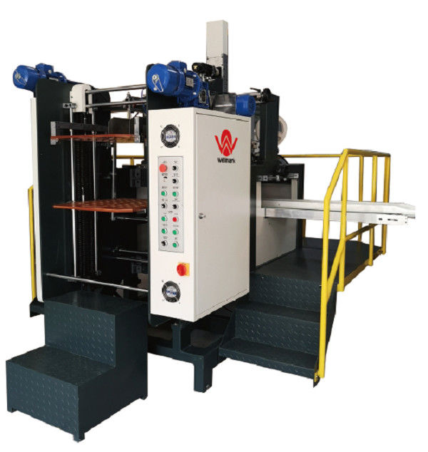 Automatic Rigid Box Corner Pasting Machine For Pasting Four Corner Of All Rigid Box